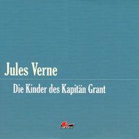 Die große Abenteuerbox - Teil 6: Die Kinder des Kapitän Grant - Jules Verne