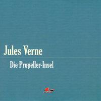 Die große Abenteuerbox - Teil 7: Die Propellerinsel - Jules Verne
