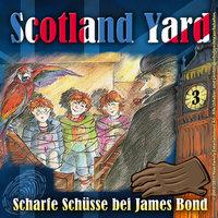 Scotland Yard - Folge 3: Scharfe Schüsse bei James Bond - Wolfgang Pauls
