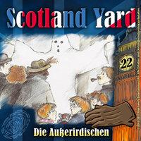 Scotland Yard - Folge 22: Die Außerirdischen - Wolfgang Pauls