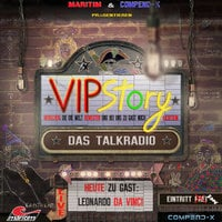VIPStory, Das Talkradio - Folge 1: Leonardo da Vinci - Volker Führer