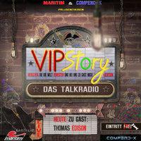 VIPStory, Das Talkradio - Folge 2: Thomas Edison - Volker Führer