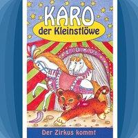 Karo der Kleinstlöwe - Band 5: Der Zirkus kommt - Helmut Jost