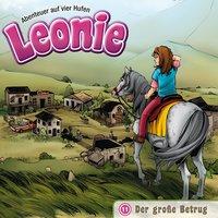 Leonie, Abenteuer auf vier Hufen - Band 11: Der große Betrug - Christian Mörken