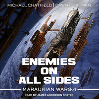 Enemies on All Sides - Michael Chatfield,Dawn Chapman
