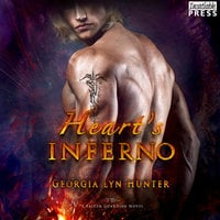 Heart's Inferno: Fallen Guardians, Book Four - Georgia Lyn Hunter