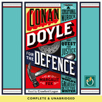 Conan Doyle for the Defence - Margalit Fox