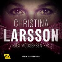 Viides Mooseksen kirja - Christina Larsson