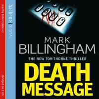 Death Message - Mark Billingham