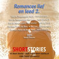 Romances lief en leed 2 - Guy De Maupassant