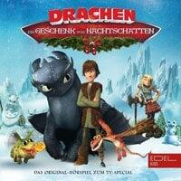 Drachen: Ein Geschenk von Nachtschatten - Thomas Karallus