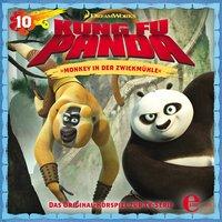 Kung Fu Panda - Folge 10: Monkey in der Zwickmühle / Meister Ping - Barbara den van Speulhof