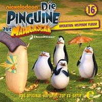 Die Pinguine aus Madagascar - Folge 16: Operation: Helfende Flosse - Thomas Karallus