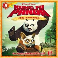 Kung Fu Panda - Folge 9: Kung Fu Nachwuchs / Verbrecherischer Vater - Barbara den van Speulhof