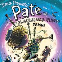 Pate ja Blacknessin hirviö - Timo Parvela
