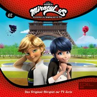 Miraculous - Folge 2: Lady WiFi / Der Pharao - Marcus Giersch
