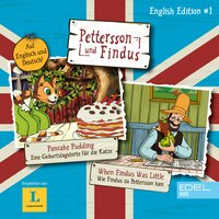 Pettersson und Findus: English Edition #1 - Torbjörn Jansson