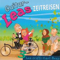 Guitar-Leas Zeitreisen - Teil 3: Lea trifft Carl Benz - Step Laube