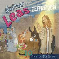 Lea trifft Jesus - Step Laube