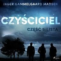 Czyściciel 1: Lista - Inger Gammelgaard Madsen