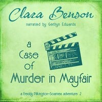 A Case of Murder in Mayfair - Clara Benson