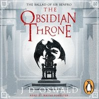 The Obsidian Throne - J.D. Oswald