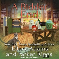 A Bidder End - Parker Riggs, Ellery Adams