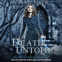 Death Untold: A Reverse Harem Paranormal Romance - Sarah Piper