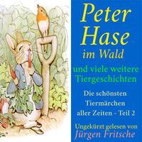 Peter Hase im Wald - und viele weitere Tiergeschichten - Diverse Autoren
