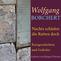 Nachts schlafen die Ratten doch - Wolfgang Borchert