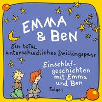 Emma und Ben - Vol. 1: Ein total unterschiedliches Zwillingspaar! - Jürgen Fritsche