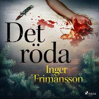 Det röda - Inger Frimansson