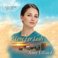 A Love for Leah - Amy Lillard