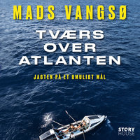 Tværs over Atlanten - Mads Vangsø