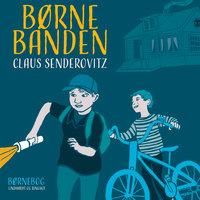 Børnebanden - Claus Senderovitz