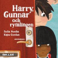 Harry, Gunnar och rymlingen - Sofia Nordin, Kajsa Gordan