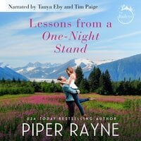 Lessons from a One-Night Stand - Piper Rayne