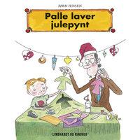 Palle laver julepynt - Jørn Jensen