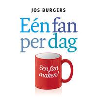Eén fan per dag - Jos Burgers