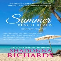 Summer Beach Reads - special edition box set - Shadonna Richards