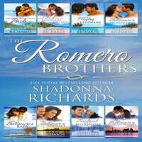 The Romero Brothers Complete Series - Shadonna Richards