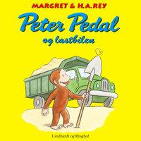 Peter Pedal og lastbilen - Margret Og H.a. Rey