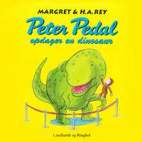 Peter Pedal opdager en dinosaur - H.A. Rey