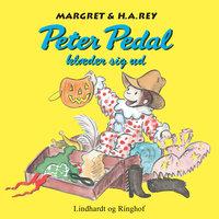 Peter Pedal klæder sig ud