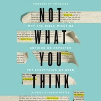 Not What You Think - Michael McAfee, Lauren McAfee