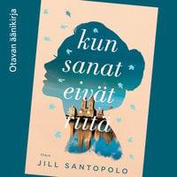Kun sanat eivät riitä - Jill Santopolo