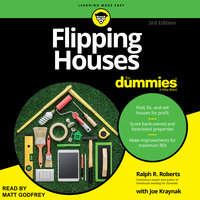 Flipping Houses For Dummies - Ralph R. Roberts, Joe Kraynak