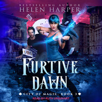 Furtive Dawn - Helen Harper