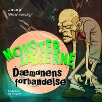 Monsterjægerne - Dæmonens forbandelse - Jacob Weinreich