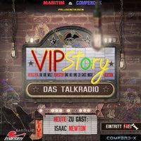 VIPStory, Das Talkradio - Folge 7: Isaac Newton - Volker Führer